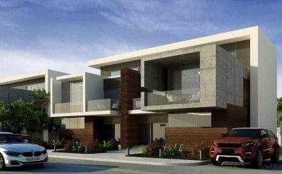 Twin House for sale in La Vista City new capital from 276 m.