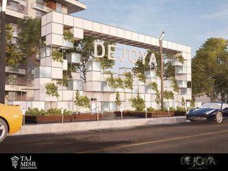 شقة 177 متر في كمبوند دي جويا العاصمة الجديدة