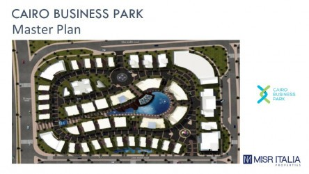 Shops in Cairo Business Park Mall for sale