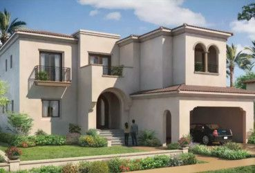 Designing villas in Mivida Compound