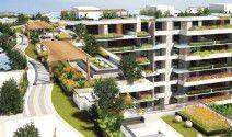شقة 111 متر في كمبوند دي جويا