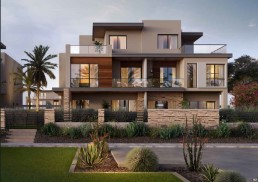 Unfinished villa in The Estates Compound by Sodic