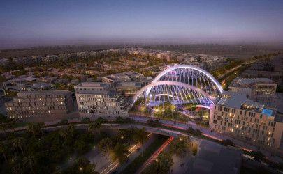 وحدات في ذا سيتي أوف أوديسيا مدينة المستقبل بمساحة 188 متراً