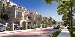 Unit in El Patio Prime El Shorouk with 316m