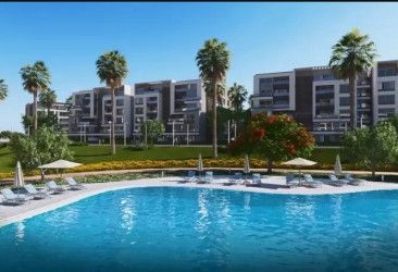 Apartments in Capital Gardens area of 154 m²
