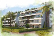 Apartment with an area 150 m² in Capital Gardens