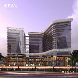 Store in Opal Business Complex New Capital