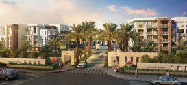 Apartments with area of 122 m in Marassi North Coast.