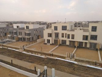 Townhouse in Villette compound for sale