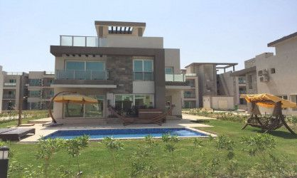 Villa for sale in Aroma Residence