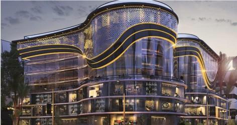 مكتب للبيع في مول باريس العاصمة الادارية الجديدة