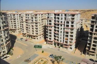 بمساحة 137 متر شقة للبيع في كمبوند البارون سيتي