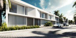 Townhouse in Carnelia by Ajna