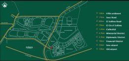 .وحدات في انترادا العاصمة الجديدة بمساحة تبدأ من 128 متراً
