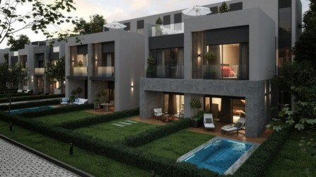 Apartments In Rare Compound El Mostakbal City