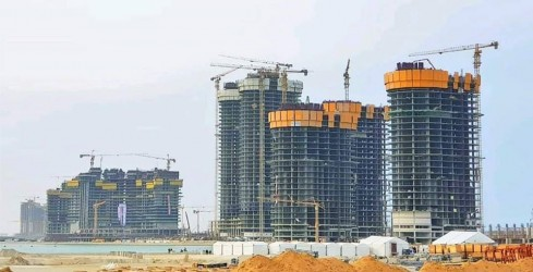 Apartment for sale in New Alamein Towers