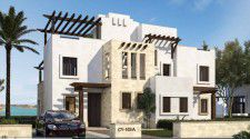 Villa with area 144 m in Cyan El Gouna