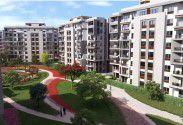 Apartment with garden in Bleu Vert