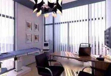 مكتب في مول ارورا العاصمة الجديدة
