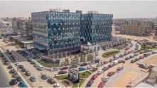 Units with an area of 416 meters in Cairo Business Plaza