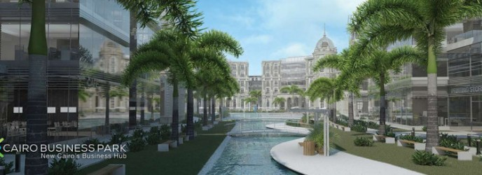 Properties With an area of 618 meters in Cairo Business Park Mall