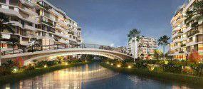 .وحدات في انترادا العاصمة الجديدة بمساحة تبدأ من 131 متراً