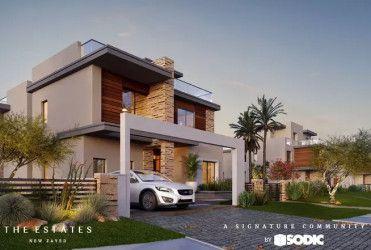 Villa with area 350m² in The Estates