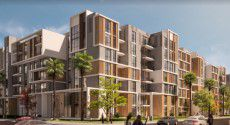 Unit in HAPTown Mostakbal City with 330m.