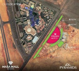 Commercial units for sale in Masa Mall