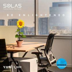 Office design in Solas New Capital