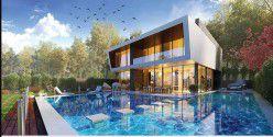Villa with Private Garden in Midtown Solo Compound