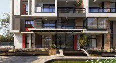 .شقة ذا ايكونريزيدنس القاهرة الجديدة بمساحة  222 متراً