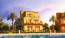 With an area of 340m Villa in Marassi
