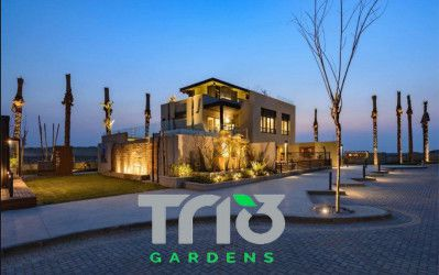 Apartment In Trio Gardens Fifth Settlement 150m