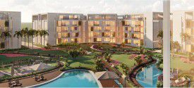 Apartment design in Granda Life Compound