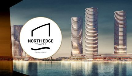 Unit in New Alamein North Coast Towers with 81m