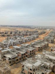 Apartments in Al Maqsad Compound From City Edge