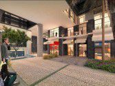 Modern designs for real estate in Degla Towers compound