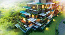 .دوبلكس بمساحة 210 متراً في كمبوند انترادا العاصمة الجديدة