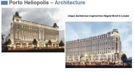 118 m² Apartments at Porto Heliopolis Compound in New Heliopolis City