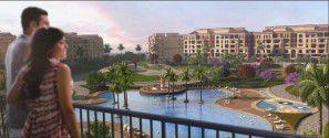 .شقة 90 أفينيو القاهرة الجديدة بمساحة 95 متراً