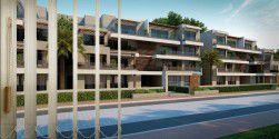 شقة في كابيتال جاردنز القاهرة الجديدة بمساحة 168 متراً