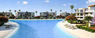 Chalet in Bo sands Resort