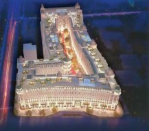 Design for Apartments in Porto Heliopolis Compound