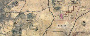 وحدات في بلوم فيلدز القاهرة الجديدة بمساحة 149 متراً