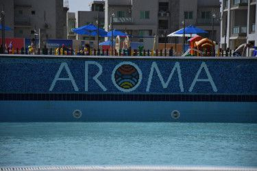 Apartment in Aroma Beach Residence Resort in Ain Sokhna