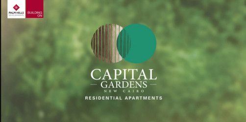 Apartment in Capital Gardens New Cairo