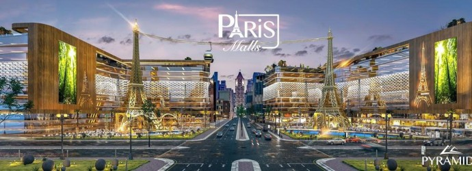 Shop 82m for sale in Paris Mall