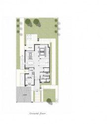 Villa with area 314m² in The Estates