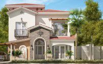 Villas for sale in Al Maqsad Compound